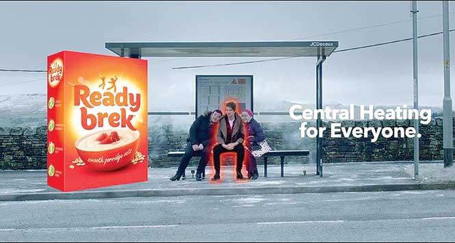 Ready Brek ad