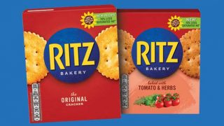 Ritz biscuits