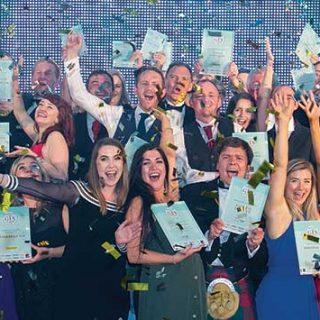 Scottish Gin Awards winners