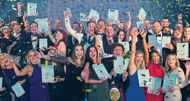 Scottish Gin Awards winners
