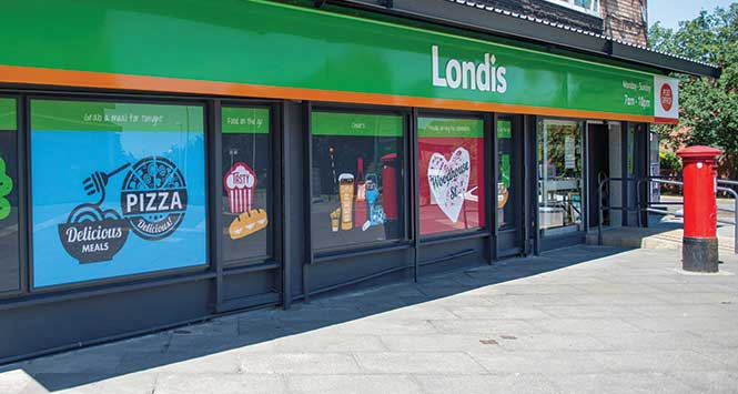 Londis store