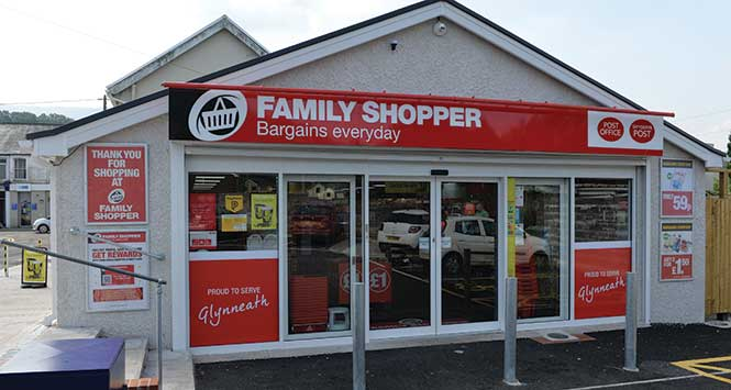 family shopper store