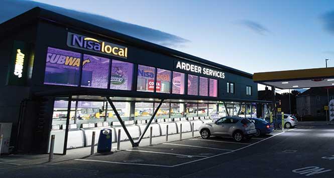 Nisa Ardeer Services