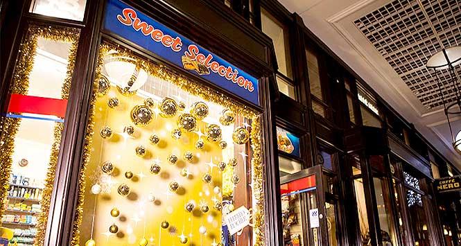Winner of Ferrero's last store makeover