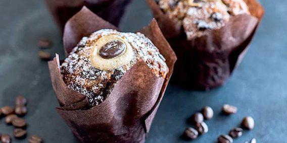 Aryzta mocha muffin