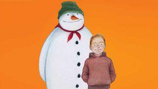 Irn-Bru Snowman ad