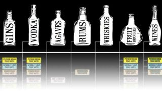Fentimans spirit pairing guide