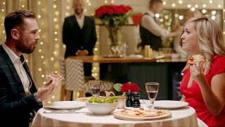 Dr Oetker's First Dates style advert