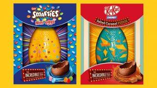 Nestle eggs