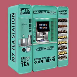 My Coffee Station machine