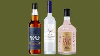 Spar Brand premium spirits