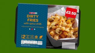 Spar Tex Mex Dirty Fries