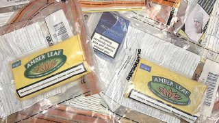 Counterfeit tobacco found in Bolton