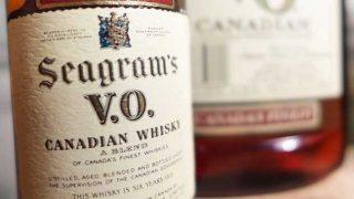 Seagram's VO: a Sazerac brand