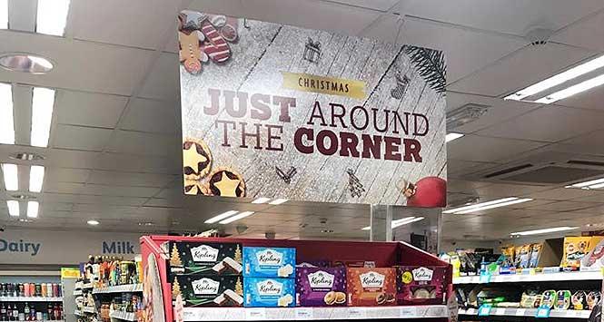 Nisa: Just around the corner