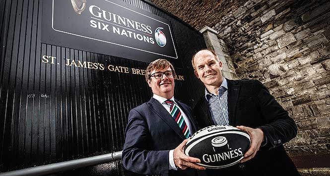 Guinness Six Nations logo