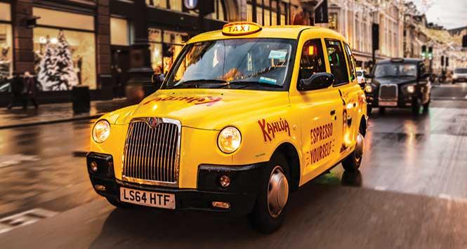 Kahlua taxi