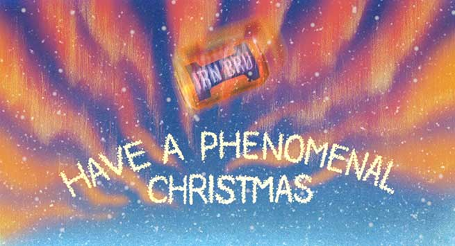 have a phenomenal christmas