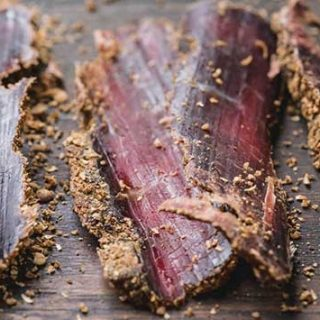 Bitlong: the future of meat snacking?