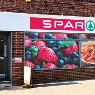 CJ Lang Spar Gretna store