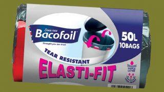 Bacofoil Elasti-Fit bin liners
