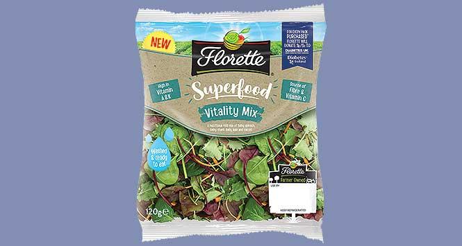 Florette Superfood Vitality Mix