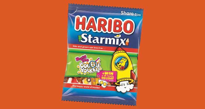 Haribo Double Yolker Starmix