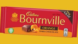Cadbury Bournville Orange bar