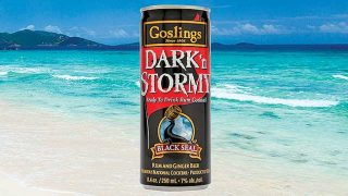 Goslings Dark n Stormy