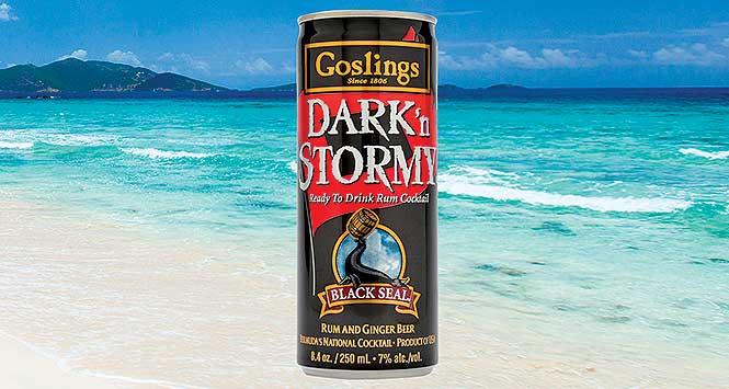 Goslings Dark n Stormy