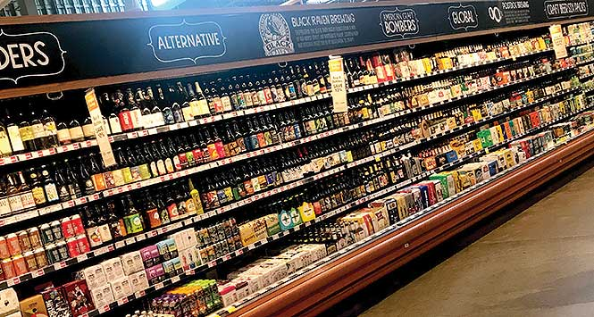 Whole Foods takes craft beers to a new level.