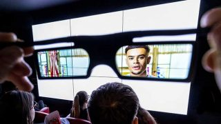Inside the invisible cinema