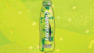 Lucozade Energy Apple Blast