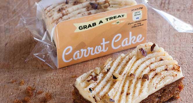 Aryzta carrot cake