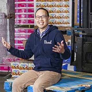 SWA Conference speaker Chieh Huang