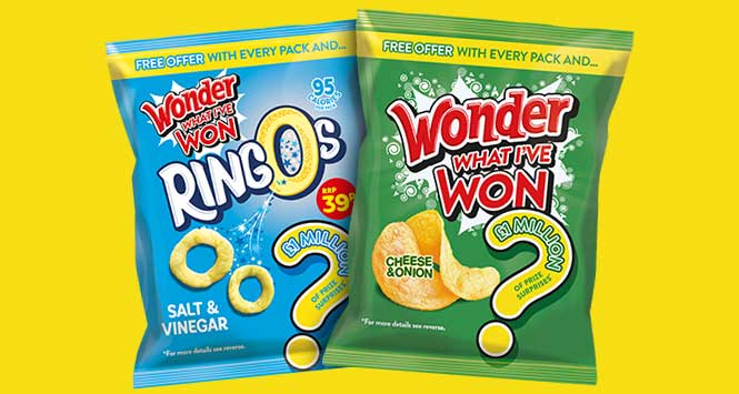Golden Wonder's £1m giveaway - Scottish Local Retailer