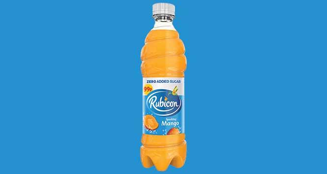 Rubicon Sparkling Mango