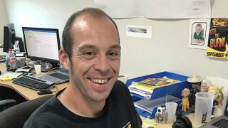 Steve Portess, brains behind the Nisa miles challenge