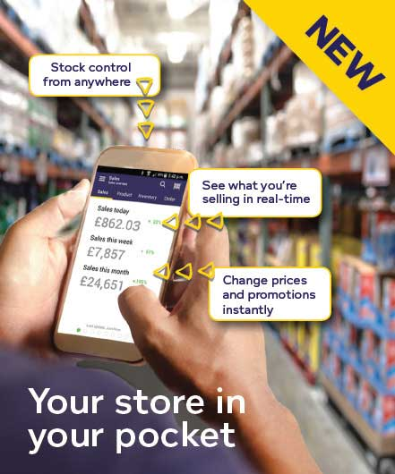 Your store in your pocket