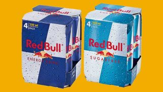 Energy Drinks: Red Bull