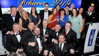 Scottish Wholesale Achievers Champion of Champions JW Filshill