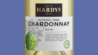 Hardys Alcohol Free Chardonnay