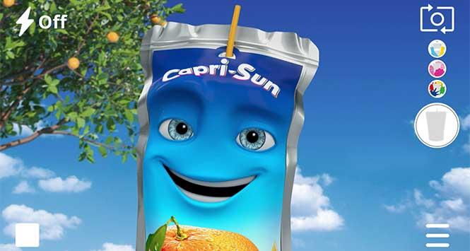 Capri-Sun TV ad