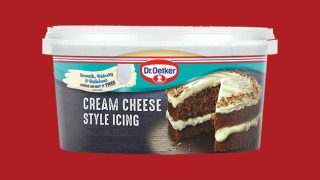 Dr. Oetker Cream Cheese Icing