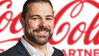 Gary Black, Coca-Cola European Partners