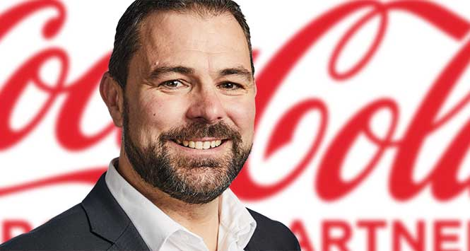 Gary Black, Coca-Cola European Partners