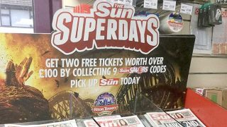 Sun Superdays POS