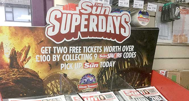 Sun Superdays POS