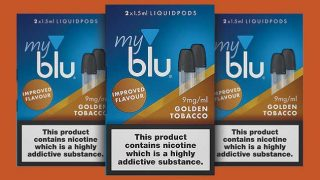 myblu Golden Tobacco