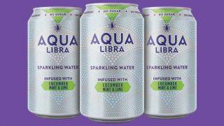 Aqua Libra Cucumber, Lime & Mint